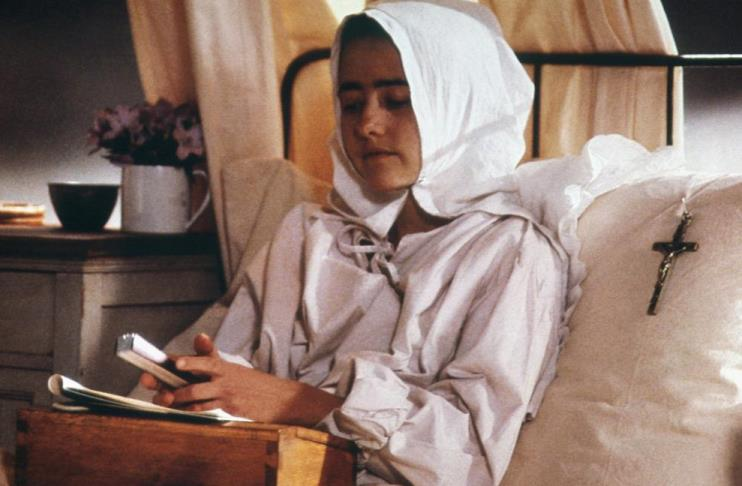 THERESE, Catherine Mouchet, 1986, © Circle Films