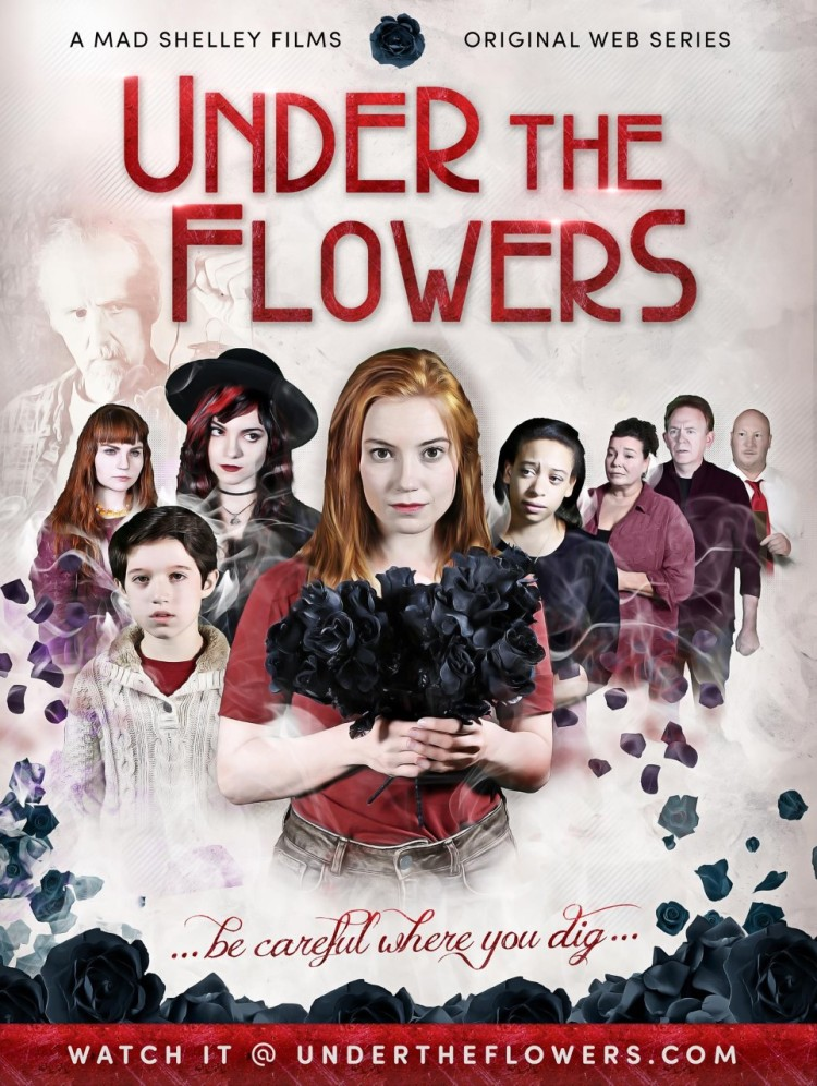 thumbnail_UNDER THE FLOWERS Cast Poster