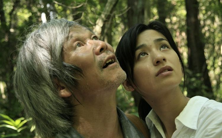 Film Title: MOGARI NO MORI (La Forêt de Mogari)