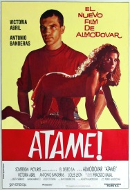 ATAME! - Argentinean Poster